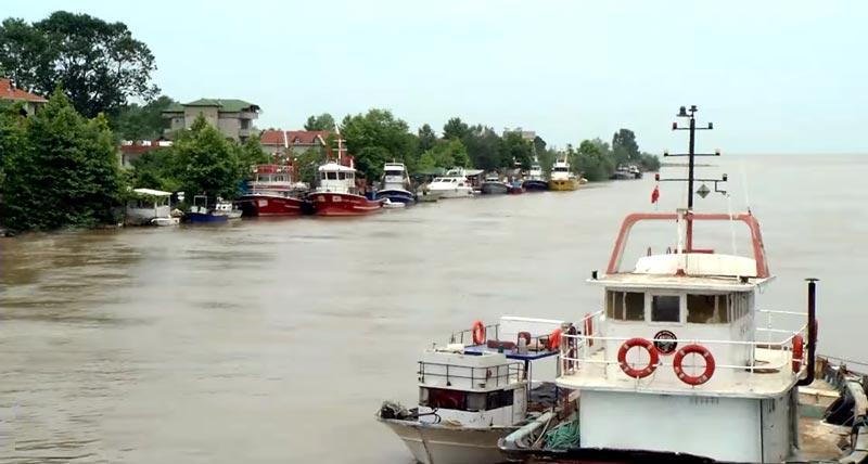 sakarya nehri yeni mahalle karasu