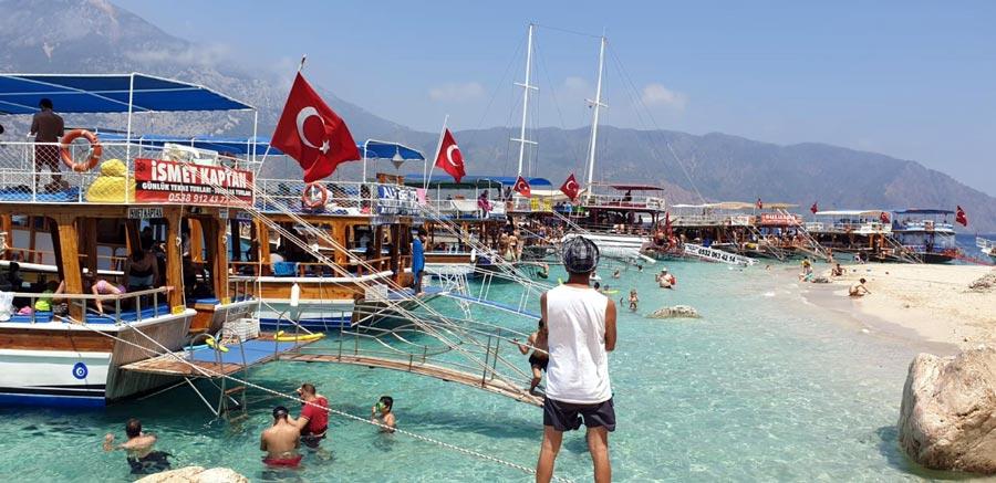 suluada tekne turları ve fiyatları 2020 maldiv kumsalı