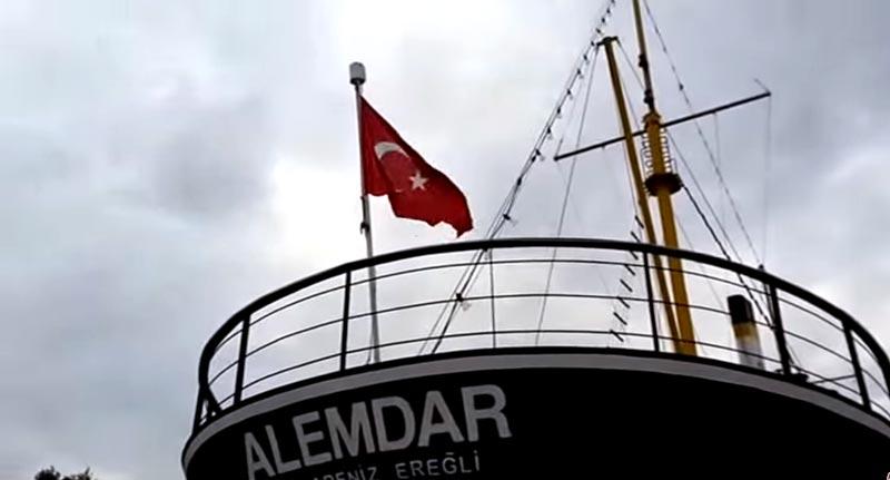 alemdar gemi müzesi