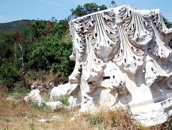 antik kent erdek