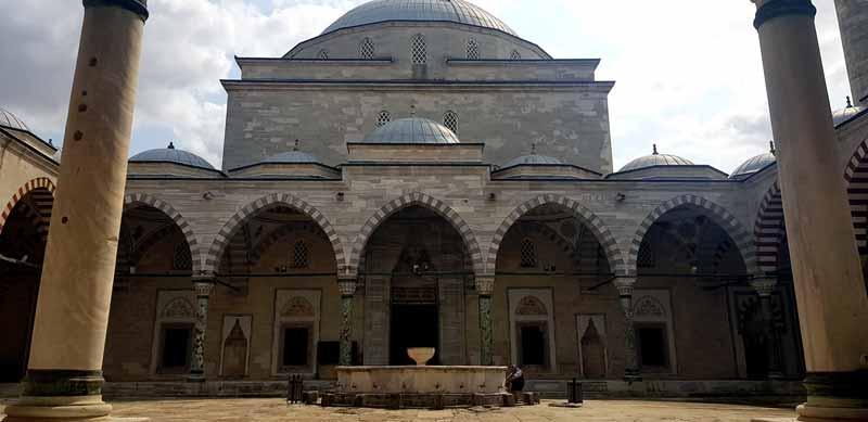 Sultan II. Bayezid Külliyesi edirne