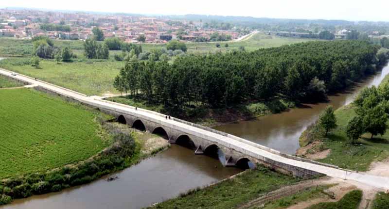 edirne beyazıt köprüsü