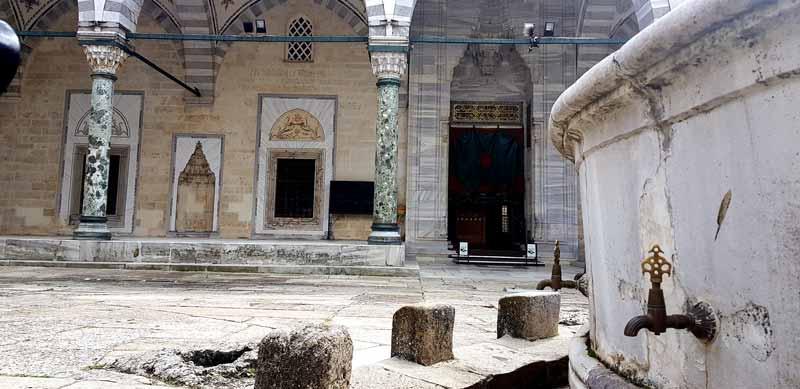 Sultan II. Bayezid edirne