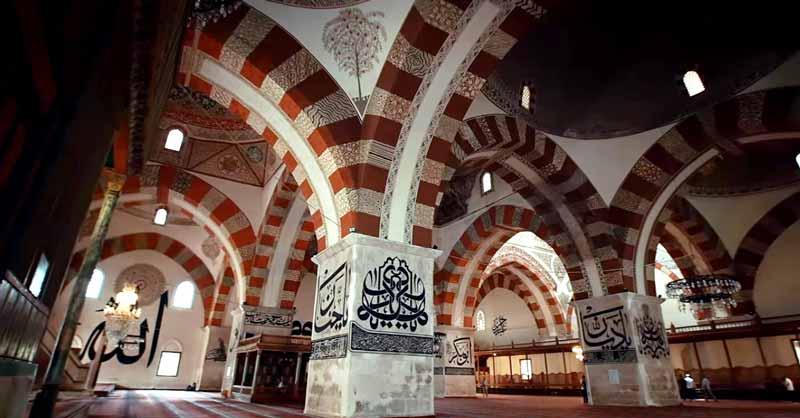 edirne gezilecek yerler eski cami