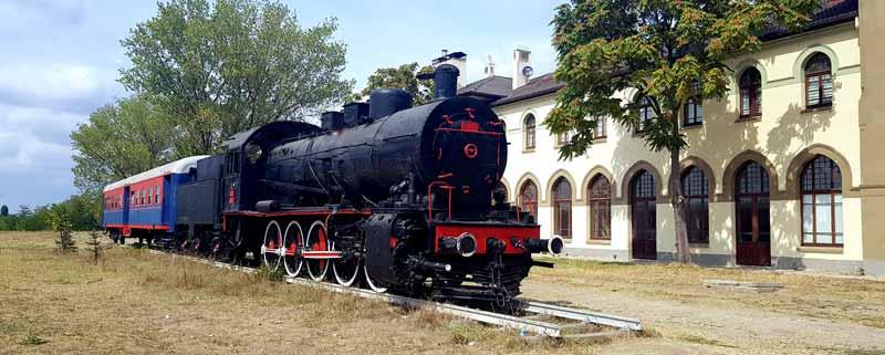 Edirne Karaağaç Tren istasyonu