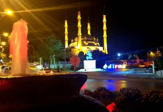 Edirne gezilecek tarihi yerler – En güzel 25 yer haritalı