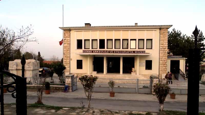 Edirne arkeoloji müzesi