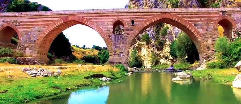 kurt köprüsü havza gezilecek yerler