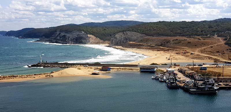 Kırklareli gezi rehberi kıyıköy denizi ve plajı nasıl