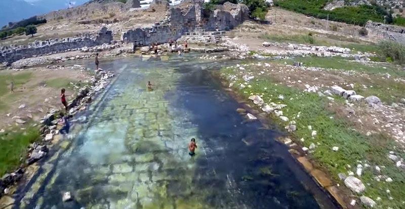 liymra antik kenti nerede