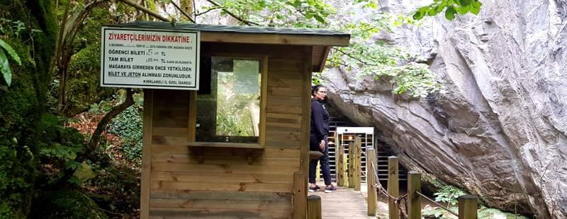 dupnisa mağarası giriş ücreti