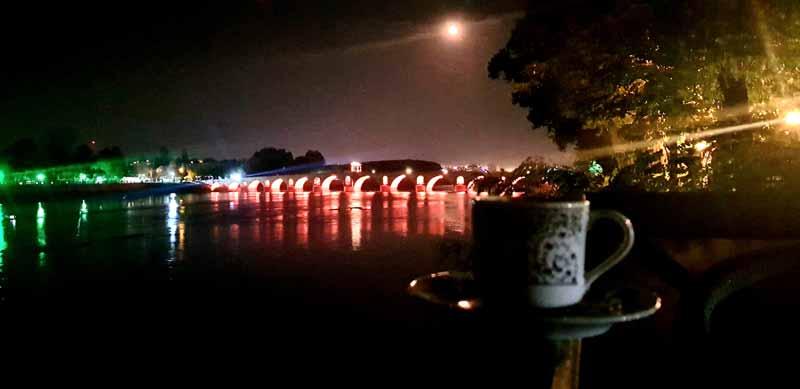 ederne meriç köprüsü