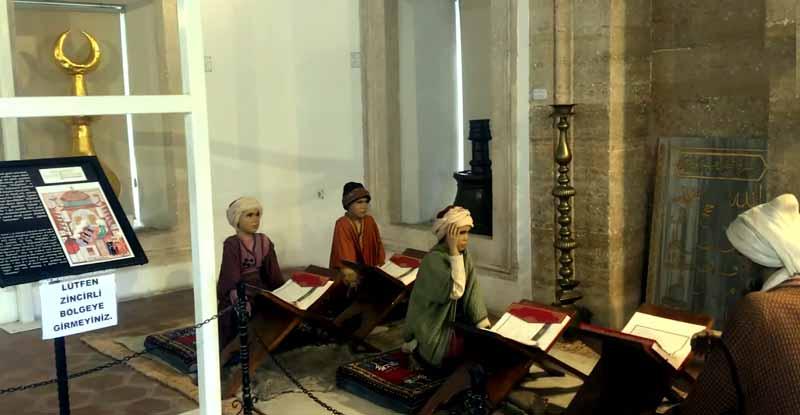 edirne gezilecek yerler selimiye vakfı müzesi