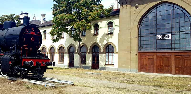 Karaağaç Tren istasyonu